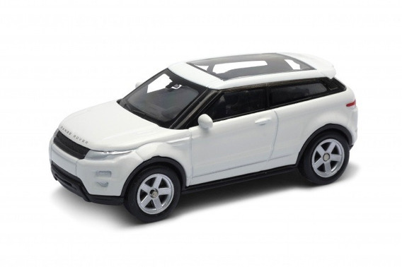 Welly Land Rover Evoque 1/60 Ruedas De Goma Rosario