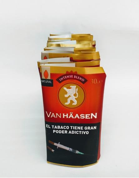 Tabaco Para Armar Van Haasen Intense Blend X10u.