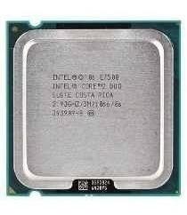 Processador Intel Skt 775 Core 2 Duo E7500 2.93 Ghz Oem