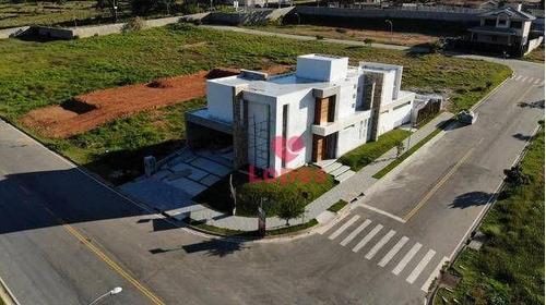 Imagem 1 de 24 de Casa De Alto Padrão Em Atibaia - Ca0540