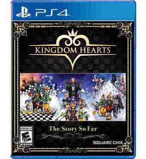 Juego Ps4 Kingdom Hearts The Story So Far