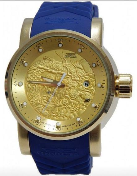 Relógio Invicta Yakuza S1 Premium Automático 18215 Original