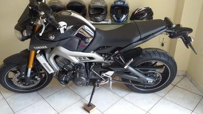 Yamaha Mt 09 Abs 2015 Só 9.600 Kms, 29.100,00