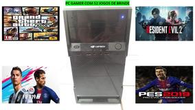 Pc Gamer Corei3+8gb Ram+hd 1tb+gtx 750ti 2gb+52 Jogos Brinde