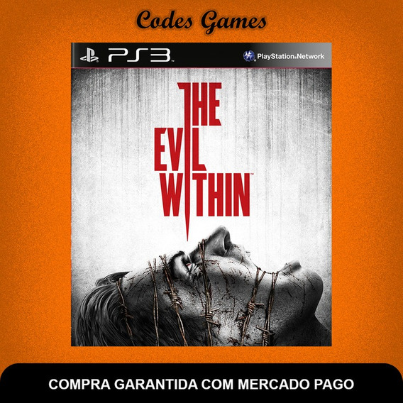 The Evil Within - Ps3 - Pronta Entrega