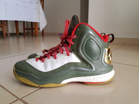 5ed0bbe8c83 Teni Derrick Rose 5 - Adidas para Masculino no Mercado Livre Brasil