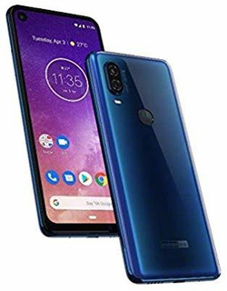 Smartphone One Vision, Motorola, Modelo Xt1970-1, 128 Gb, 6.
