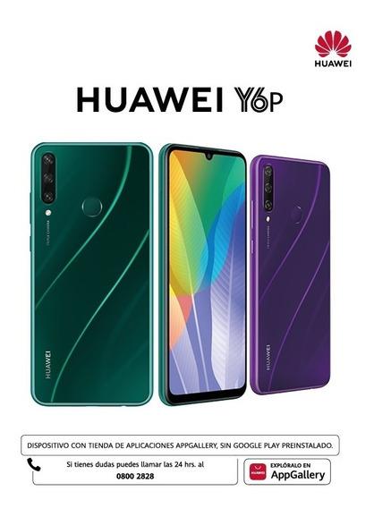 Celular Huawei Y6p