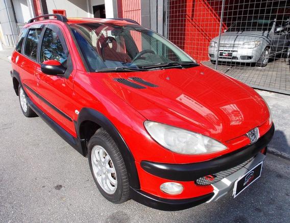 Peugeot 206 1.6 Escapade Completo 2008