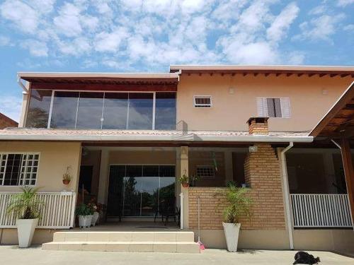 Chácara Com 7 Dormitórios À Venda, 1000 M² Por R$ 900.000,00 - Parque Da Represa - Paulínia/sp - Ch0444