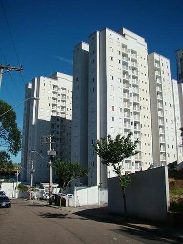 Apartamento Com 3 Dorms 1 Suíte À Venda, 72 M²  - Jardim Bonfiglioli - Jundiaí/sp - Ap0015