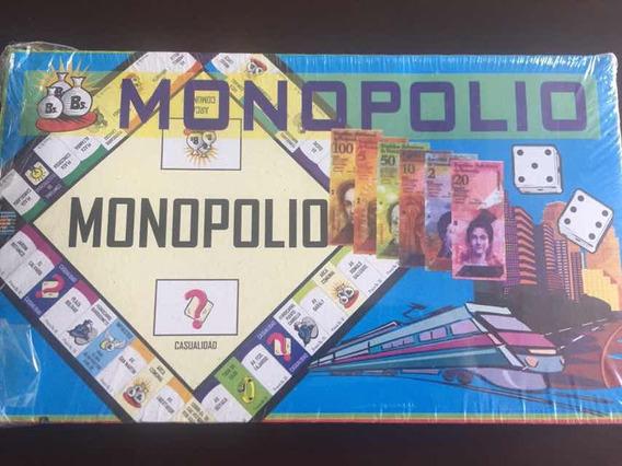 Monopolio Juego Juguete Niño Niña Regalo