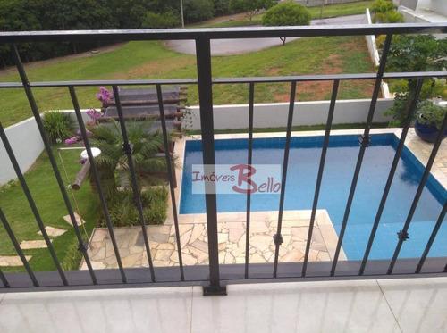 Excelente Casa Em Condomínio Reserva Santa Rosa - Ca1499