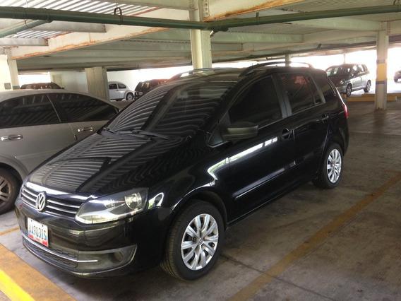 Volkswagen Spacefox 2012 5 Puertas 1.6
