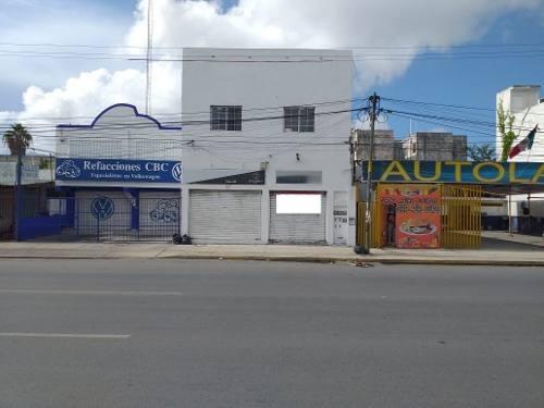 Renta De Locales Comerciales Smz 61 Cancun Av Lopez Portiloo