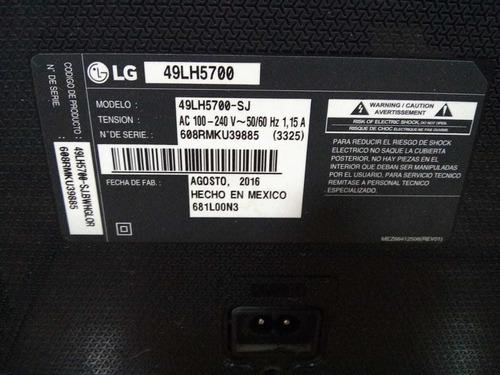 Smart Tv LG 49 Pulgadas
