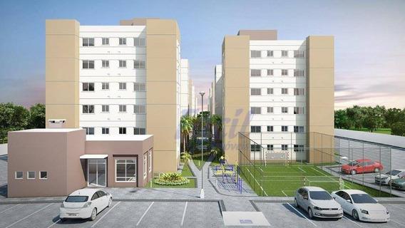 Apartamento Residencial Jardim Das Araucárias À Venda, Uvaranas, Ponta Grossa. - Ap0012