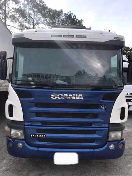 Scania P340 4x2 Único Dono