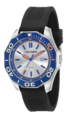 Relógio Mondaine Masculino Esportivo  Silicone