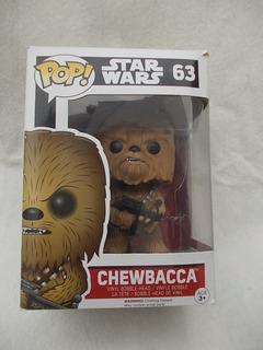 Funko Pop Chewbacca De Star Wars 100% Original