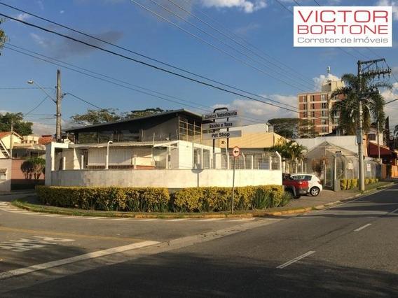 Prédio Comercial 606 M² Terreno Vila Oliveira - 139