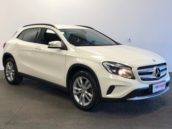 Mercedes-benz Gla200 1.6 Style Turbo Flex 5p
