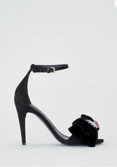 Zapato Stiletto Jazmin Chebar Ginebra Sarkany Envio Gratis