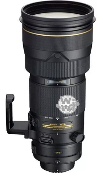 Nikkor Af-s 200-400mm F:4g Ed Vr (usado)
