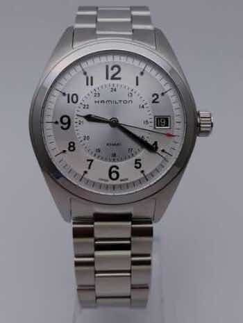 Reloj Hamilton Khaki Field Full Set