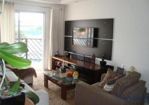 Lindo Apartamento De 3 Dormitórios, Lazer E Tudo Em Volta!!!