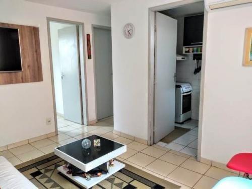 Imagem 1 de 12 de Apartamento Em Itanhaém Lado Praia 2 Quartos. 7210e