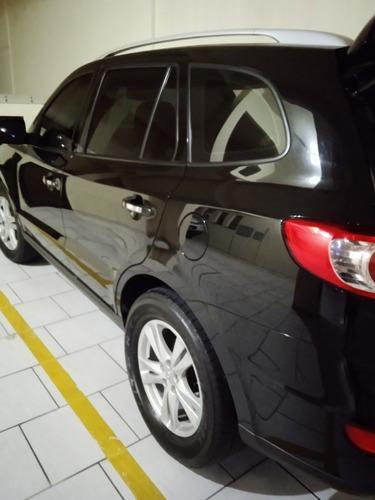 Imagem 1 de 3 de Hyundai Santa Fe 2011 3.5 7l 4wd Aut. 5p