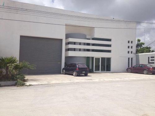 Bodega De Doble Altura Con Oficina En Venta Smz 41 Cancun