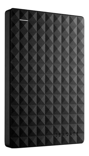 Imagen 1 de 3 de Disco duro externo Seagate Expansion STEA1000400 1TB negro
