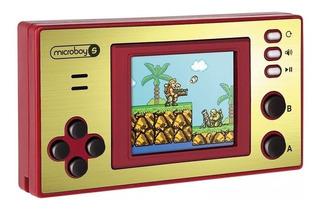 Consola Microboy S Level Up 153 Juegos 8 Bit