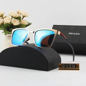 Gafas De Sol Prada Modelo 0120 Originales Importados