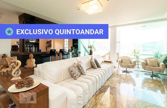 Casa Em Condomínio Mobiliada Com 4 Dormitórios E 2 Garagens - Id: 892862772 - 162772
