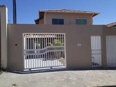Casa Geminada Com 3 Quartos Para Comprar No Santa Mônica Em Belo Horizonte/mg - 3195