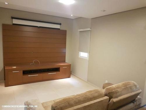 Casa Em Condomínio Para Venda Em Bauru, Residencial Villaggio Iii, 4 Dormitórios, 4 Suítes, 6 Banheiros, 4 Vagas - 297