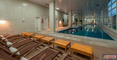 Apartamento Para Venda No Bairro Vila Rosália Em Guarulhos - Cod: Ai21459 - Ai21459