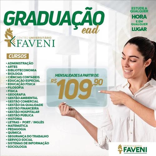Imagem 1 de 10 de Graduação E Pós Ead