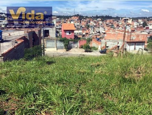 Imagem 1 de 3 de Terreno Em Alto De Santa Lúcia  -  Carapicuíba - 34433