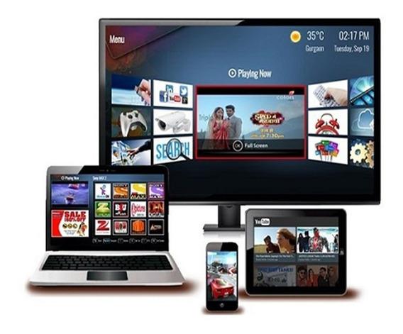 ® Telemax Arg - M3u Ip Tv Full Pack 2hs ®