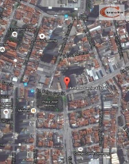 Galpão Comercial À Venda, Tatuapé, São Paulo - Ga0020. - Ga0020