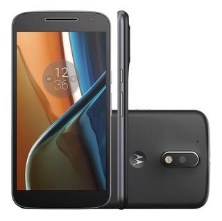 Kit 2 Celular Motorola Moto G4 Dual Chip Xt1626 Vitrine