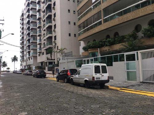 Apartamento Com 3 Dorms, Canto Do Forte, Praia Grande - R$ 700 Mil, Cod: Ap5068 - Vap5068