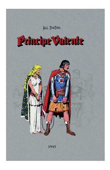 Coleção Príncipe Valente Edição 09 - 1945