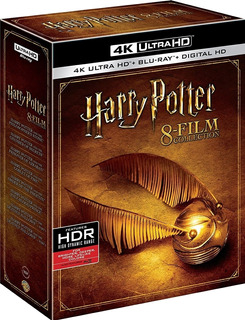 Saga Completa Harry Potter ! 4k Entrega Inmediata Digital