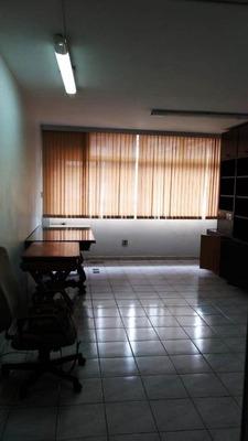 Sala Em Centro, Santos/sp De 65m² À Venda Por R$ 215.000,00 - Sa221400