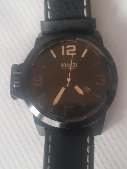 Reloj Caballero Branzi Orologi Original Buen Estado